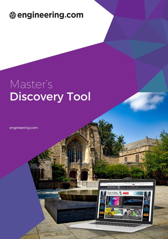 Masters Discovery Tool