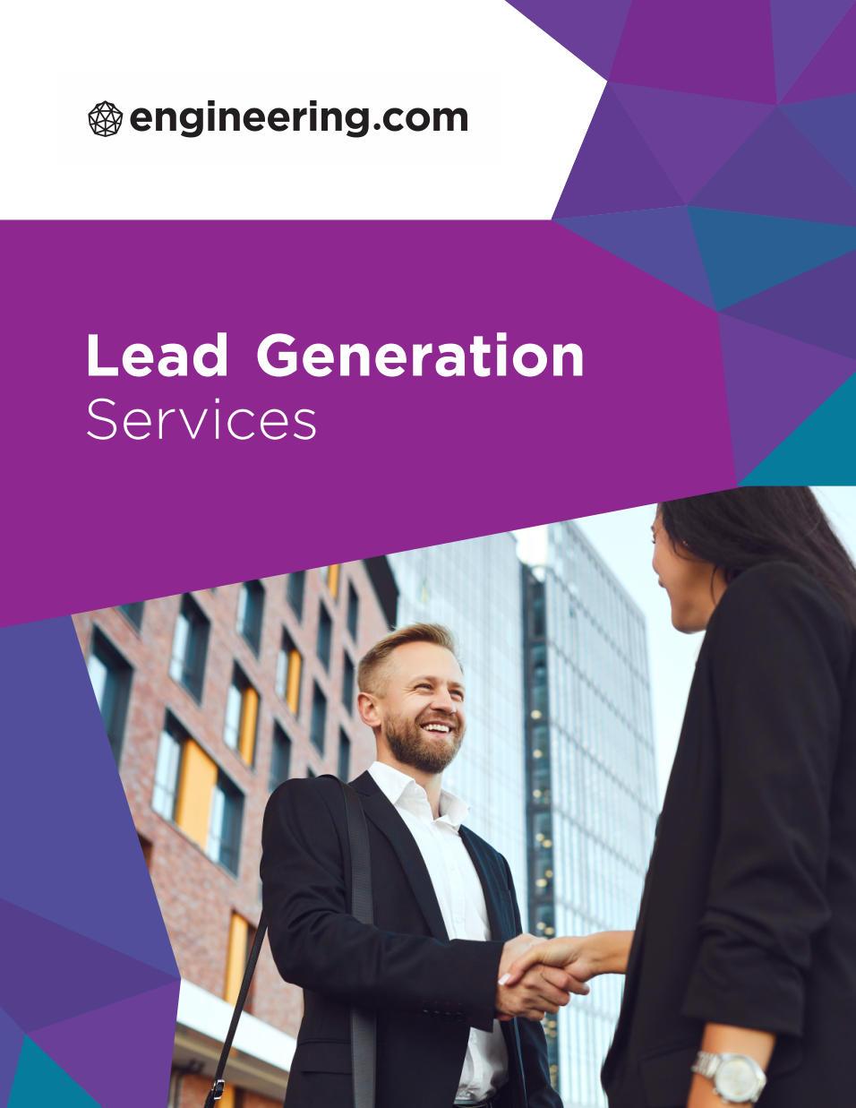 Lead Generation Brochure